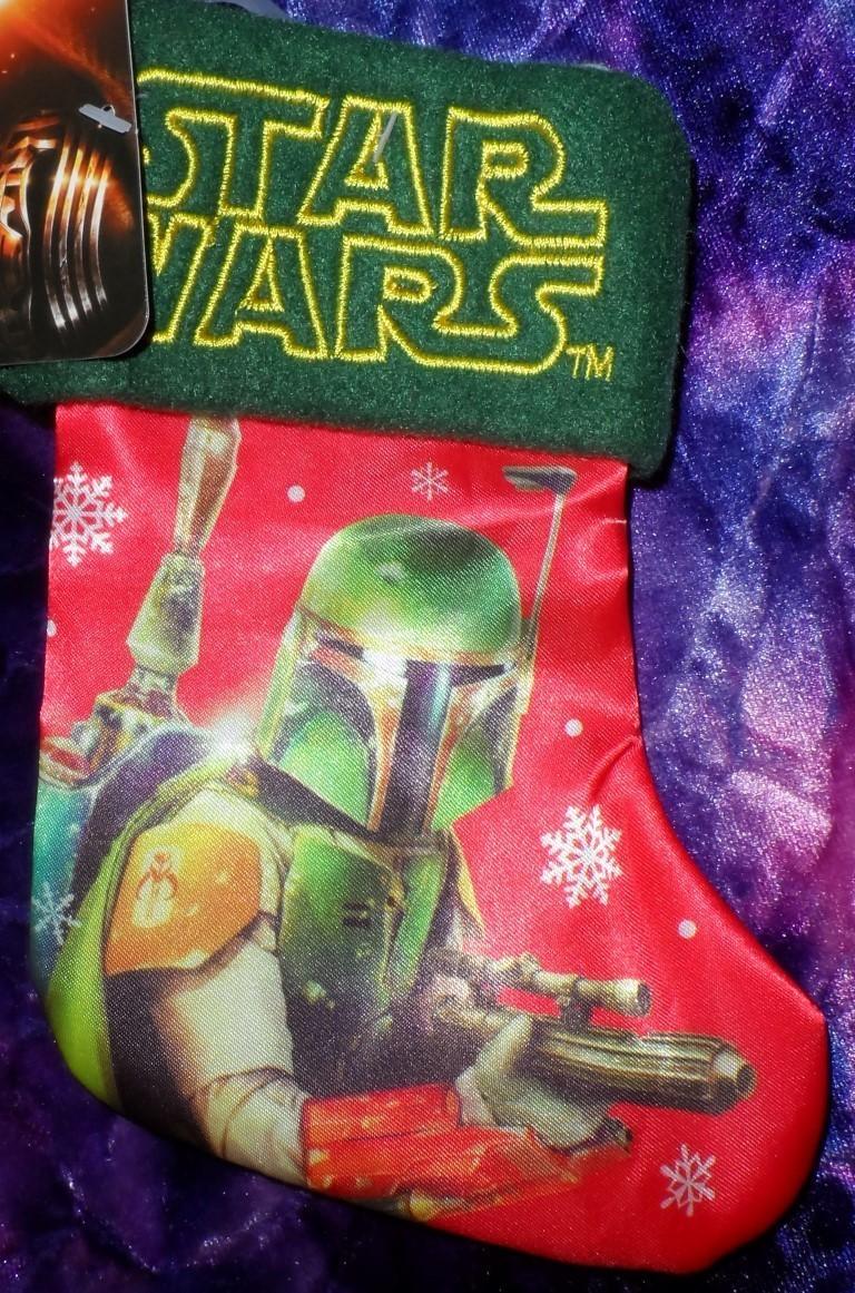 Star Wars Boba Fett Stocking