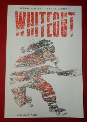 Whiteout Graphic Novel: Volume One (Signed Edition)