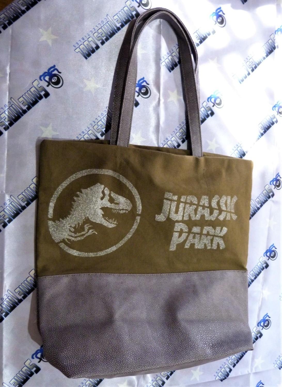 Jurassic Park Canvas Tote Bag