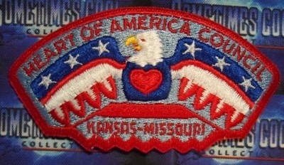 Council Patch : Heart Of America Council Kansas/Missouri
