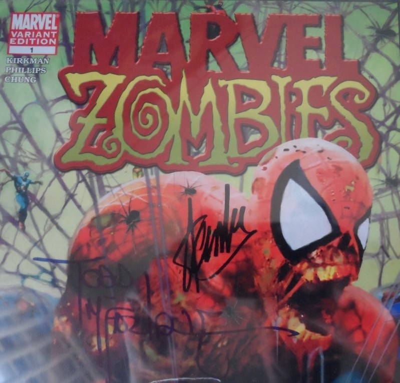 CGC 9.4 Marvel Zombies #1 (yellow label)