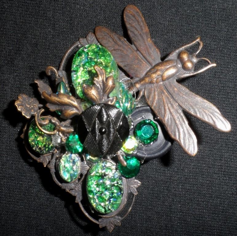 Carlson's Dragonfly Pin