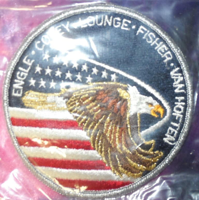 STS-51-I Shuttle Mission Patch