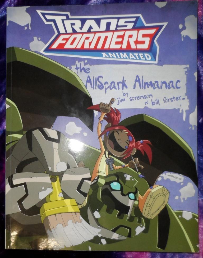 Transformers Animated - the AllSpark Almanac Volume 1