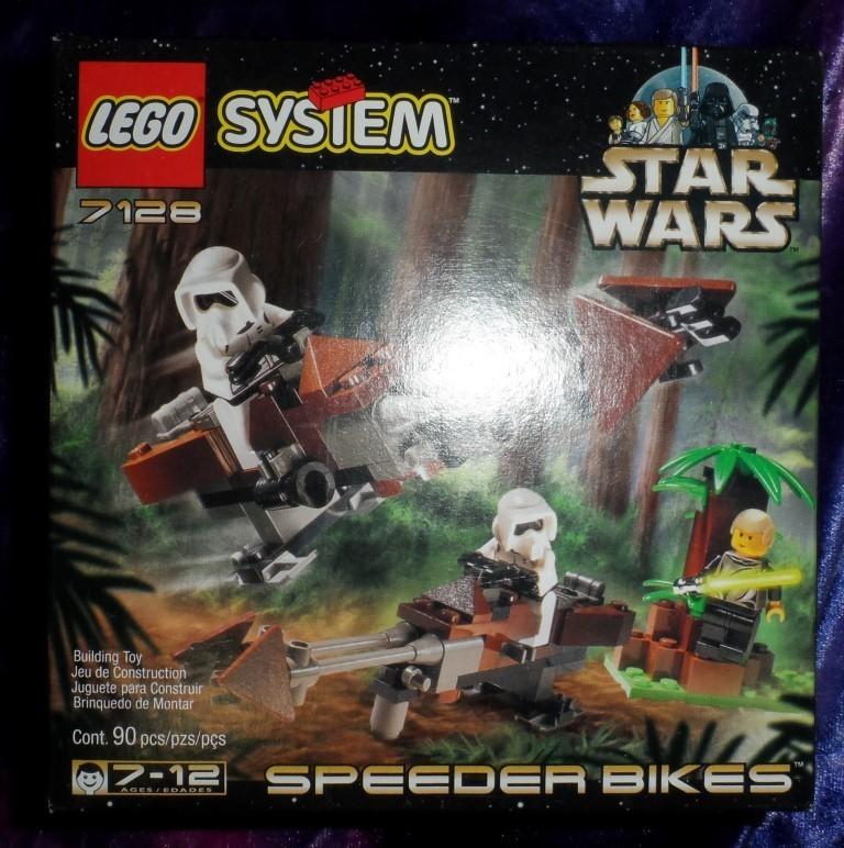 Star Wars Lego System : Speeder Bikes
