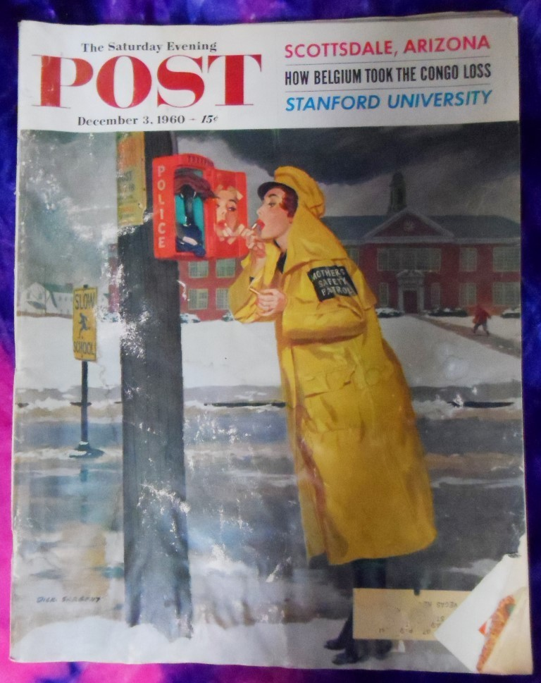 The Saturday Evening Post 12/3/1960