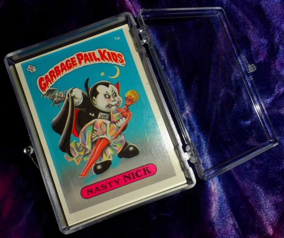 1985 Garbage Pail Kids Series One (77 cards)