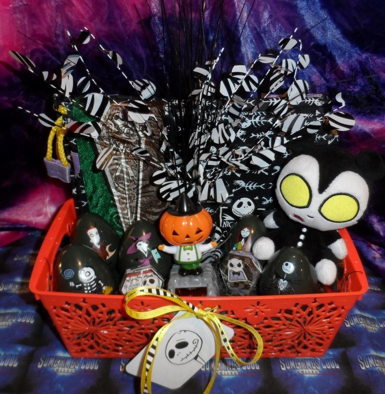 Cool-lectibles Gift Basket : The Nightmare Before Chistmas