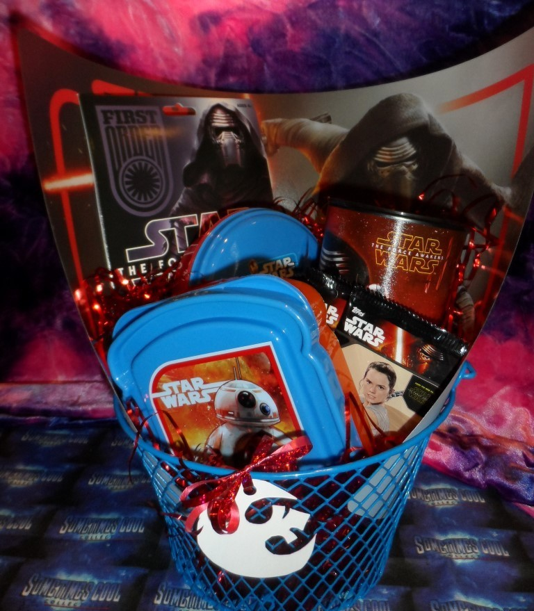 Cool-lectibles Gift Basket : Star Wars