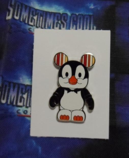 Vinylmation Park Series #5 Pin : Penguin