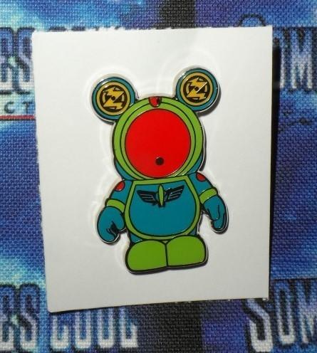 Vinylmation Park Series #5 Pin : Buzz Lightyear Ride