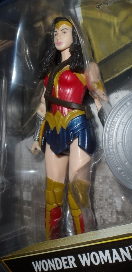 Batman V Superman : Wonder Woman Action Figure