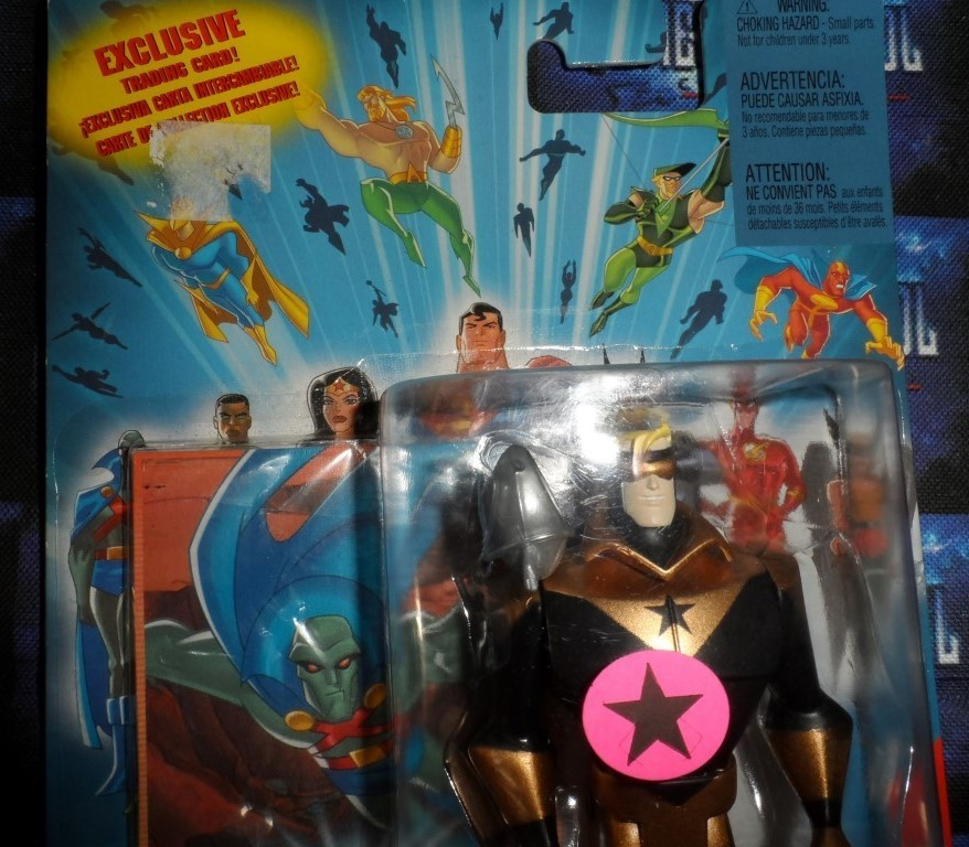 Justice League Unlimited : Booster Gold Action Figure