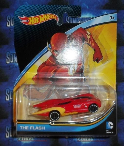 Hot Wheels DC Comics : The Flash
