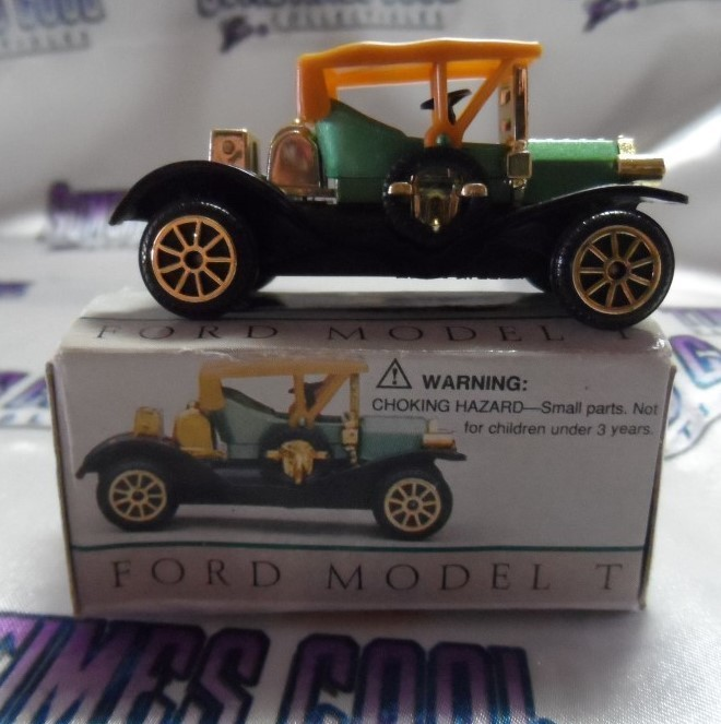 Ford Model T : Plastic Car