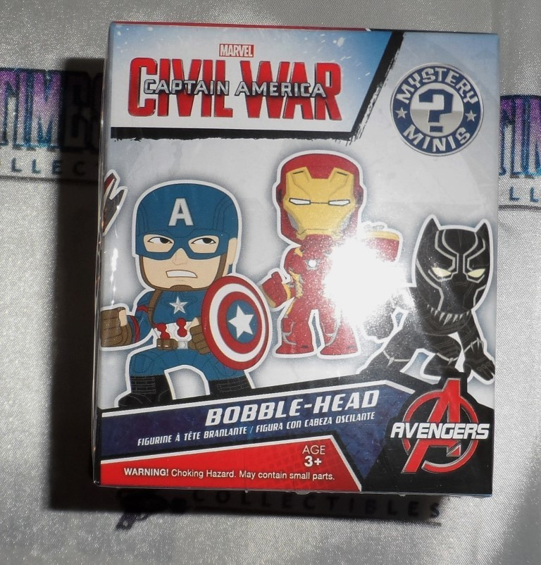 Captain America: Civil War Mystery Minis Vinyl Figure