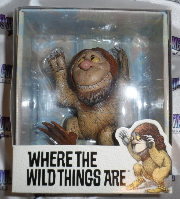 Where the Wild Things Are Action Figure : TZIPPY