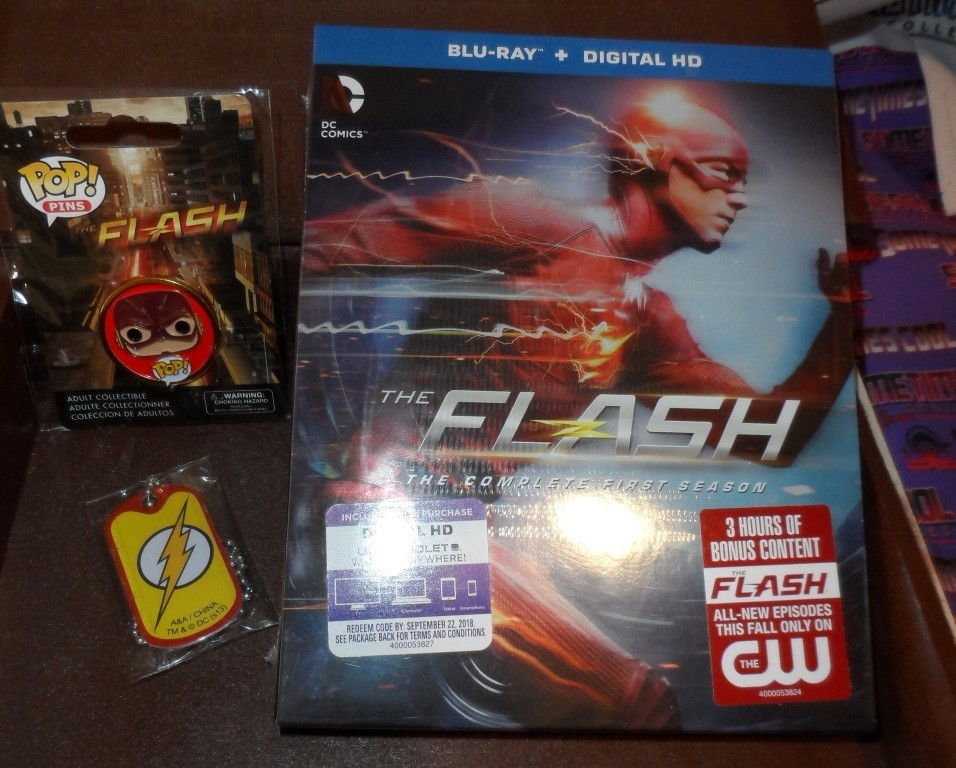 The Flash BluRay Gift Box