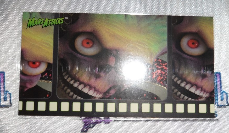 Mars Attacks! Promo Card