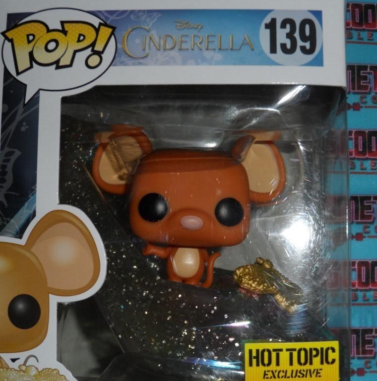 Cinderella Funko Pop! : Gus Gus Figure #139