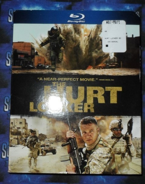 the Hurt Locker : BluRay