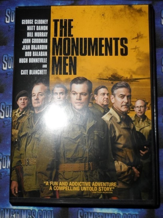 The Monuments Men : DVD