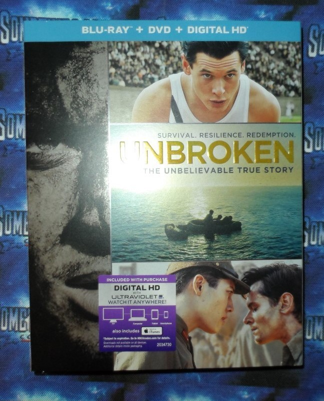 Unbroken : BluRay