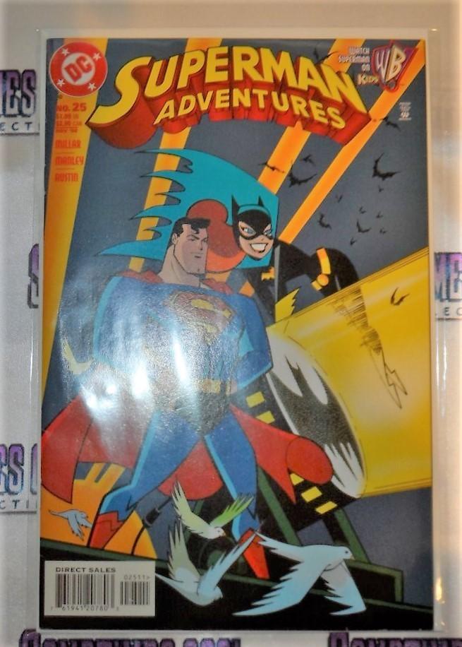 Superman Adventures #25