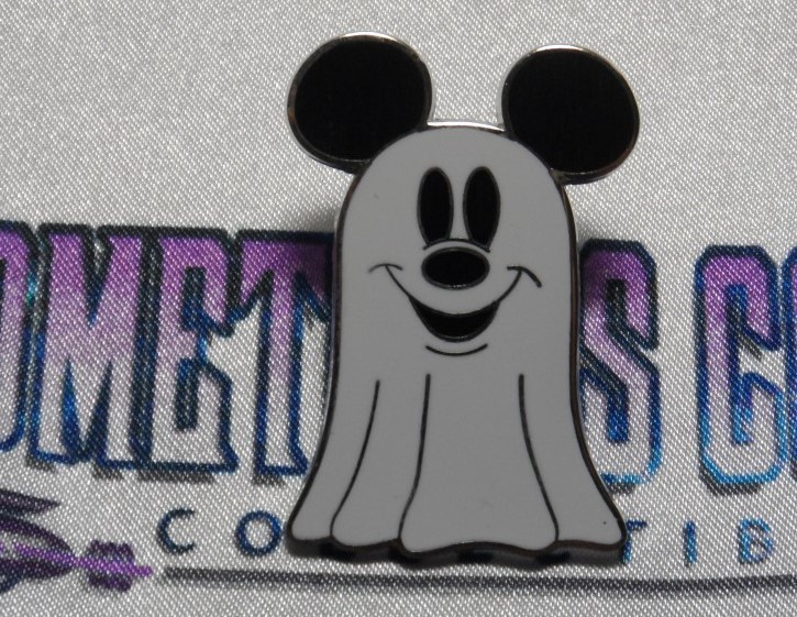 2007 Mickey Mouse Ghost Pin