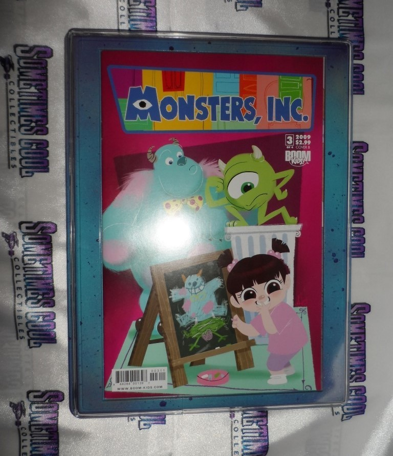 Customized Comic Frame : Monsters, Inc. #3