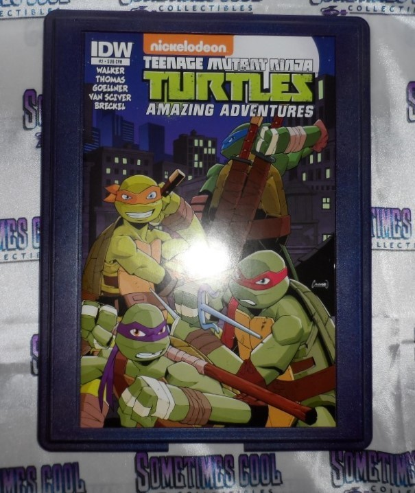 Customized Comic Frame : Teenage Mutant Ninja Turtles