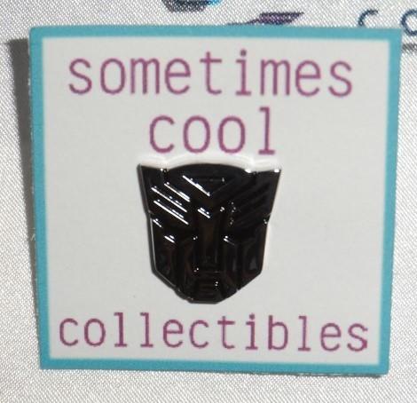 Transformers Autobot Logo Pin