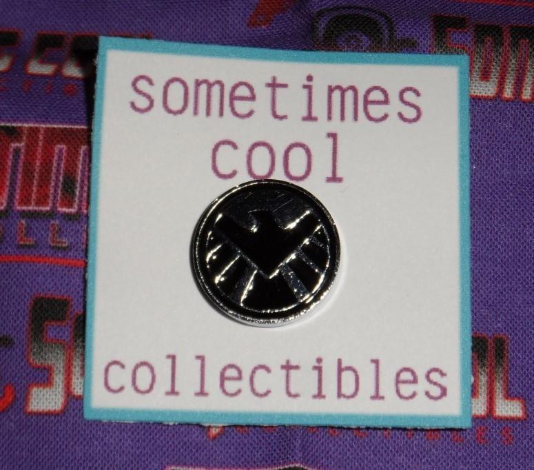 S.H.I.E.L.D. Logo Pin