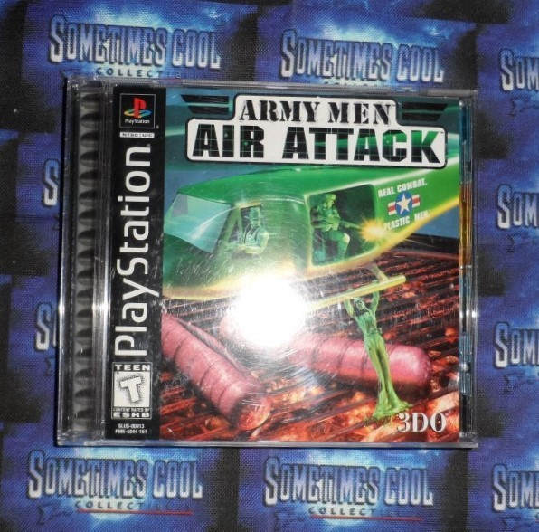 Playstation : Army Men Air Attack