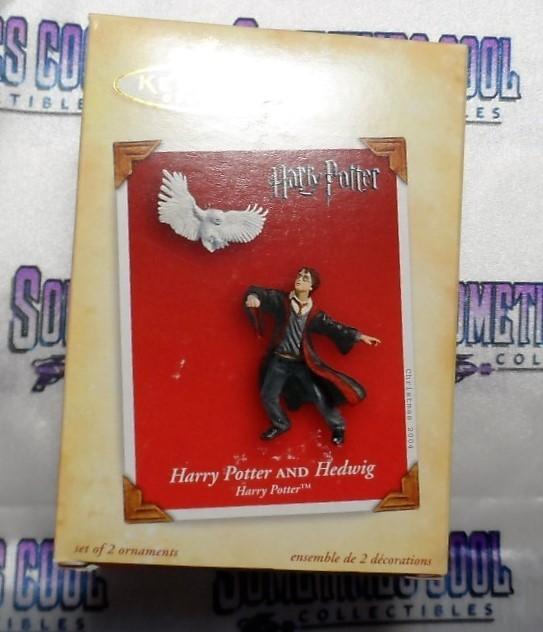 Hallmark Ornament 2004 : Harry Potter & Hedwig