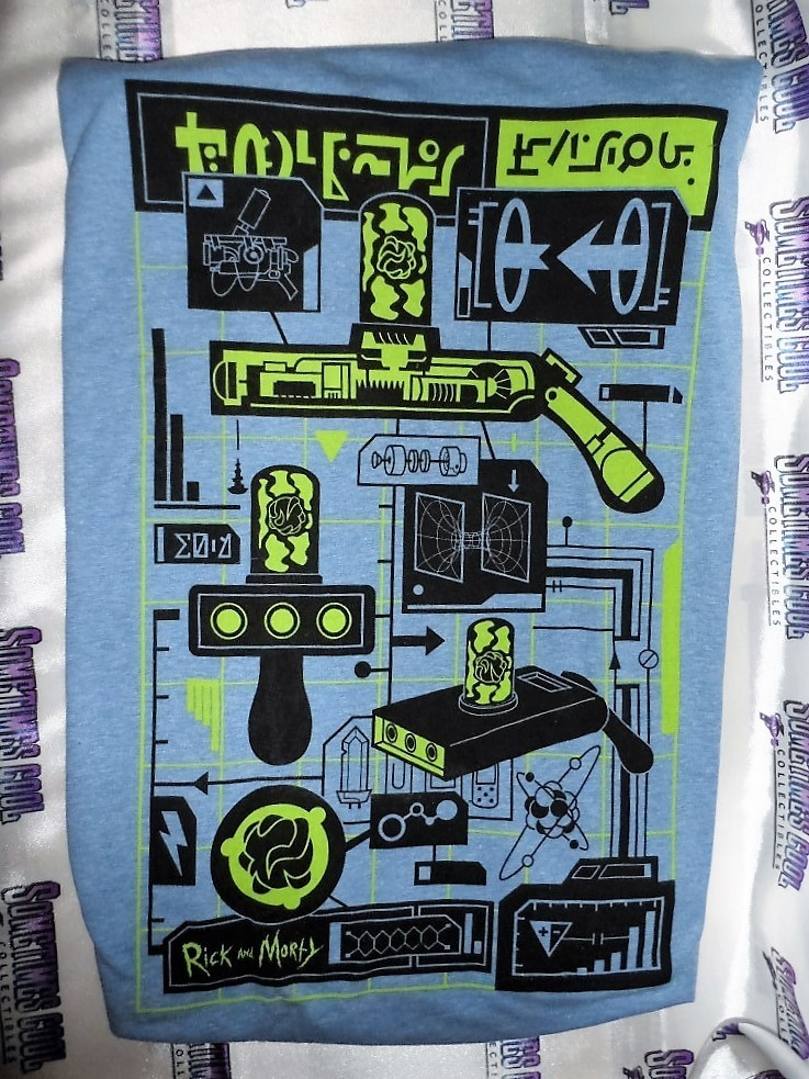Loot Crate Rick & Morty T-Shirt