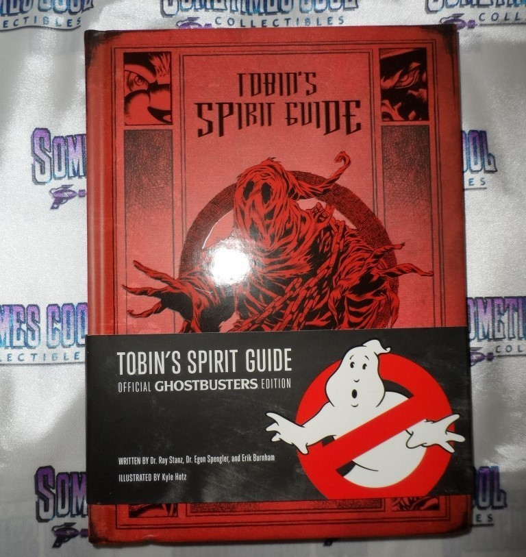Tobin's Spirit Guide : The Official Ghostbuter's Edition (UK Publishing)