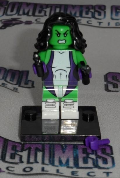Mini Block Figure : She-Hulk