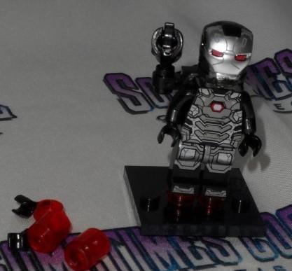 Mini Block Figure : War Machine