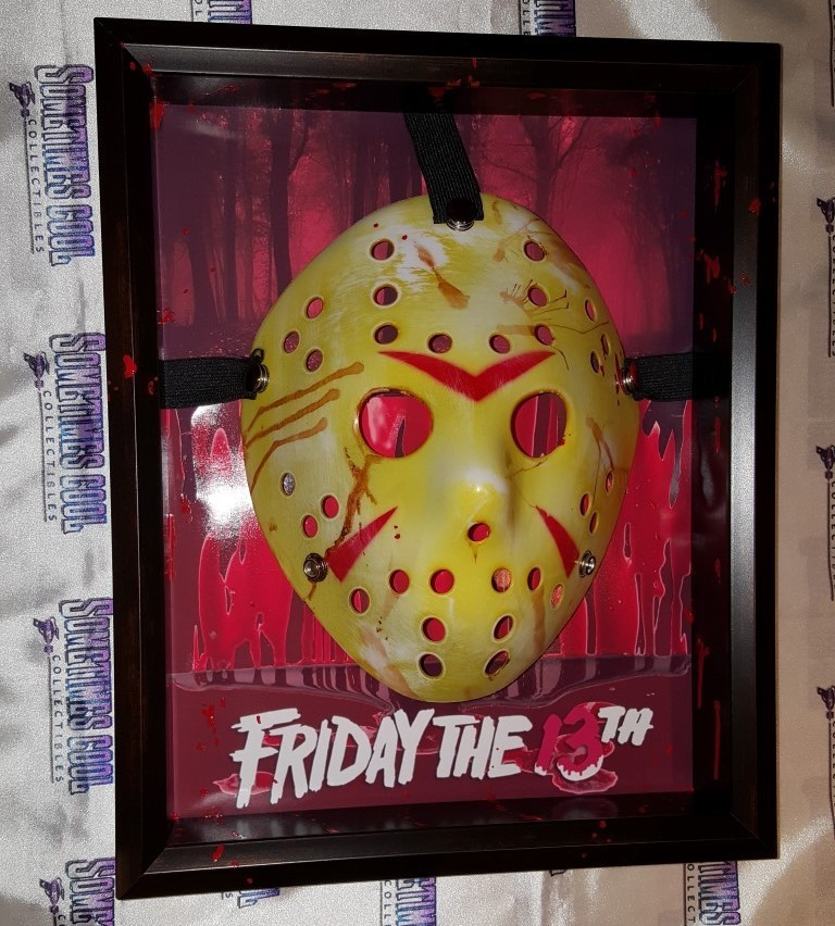 Friday the 13th Shadowbox