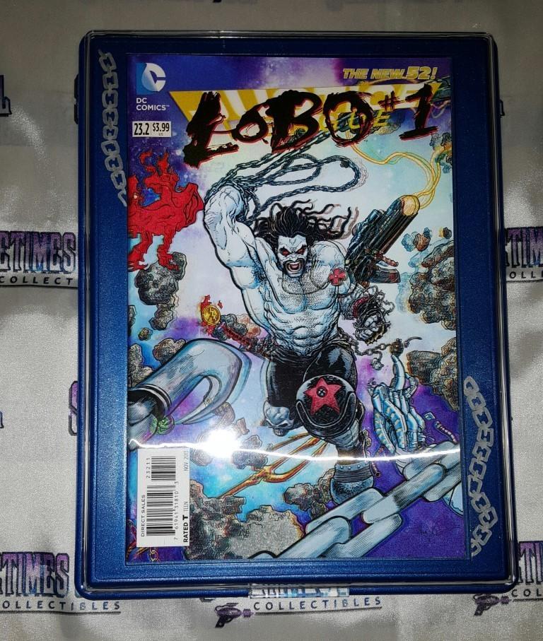 Customized Comic Frame : Justice League #23.2