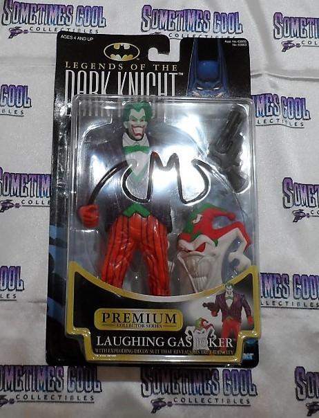 Legends of the Dark Knight : Laughing Gas Joker Figure