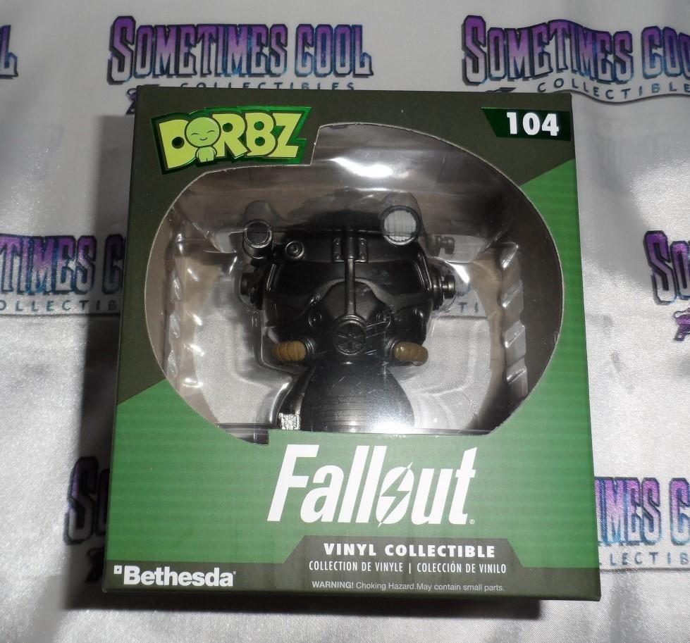 """Dorbz Bethesda Fallout """"Power Armor"""" Figure #104"""