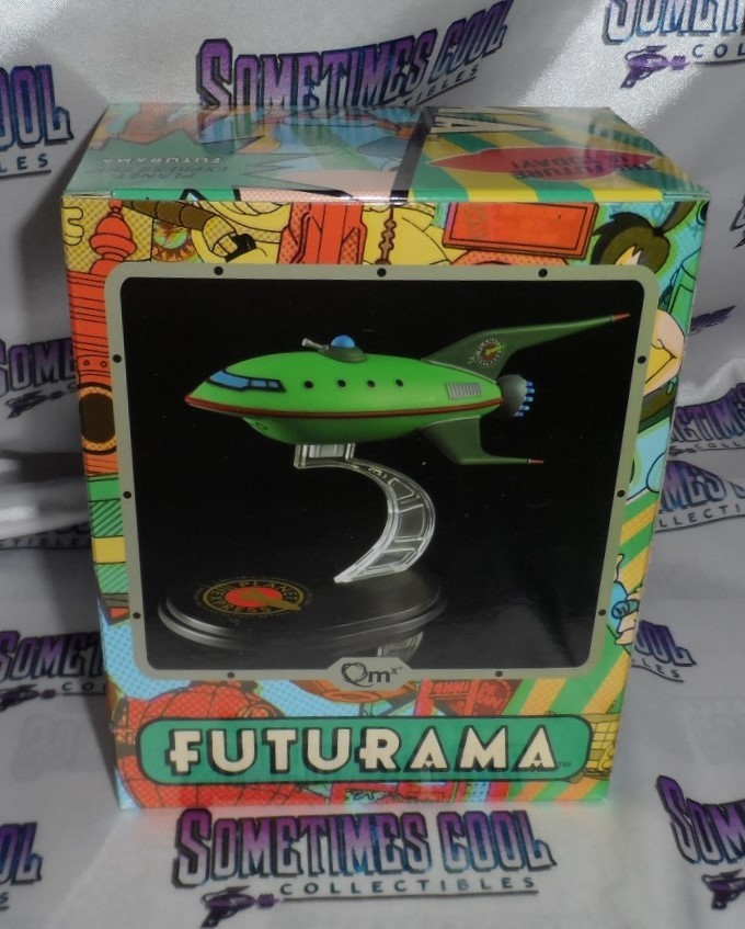 Qmx Mini Masters : Futurama Planet Express Ship