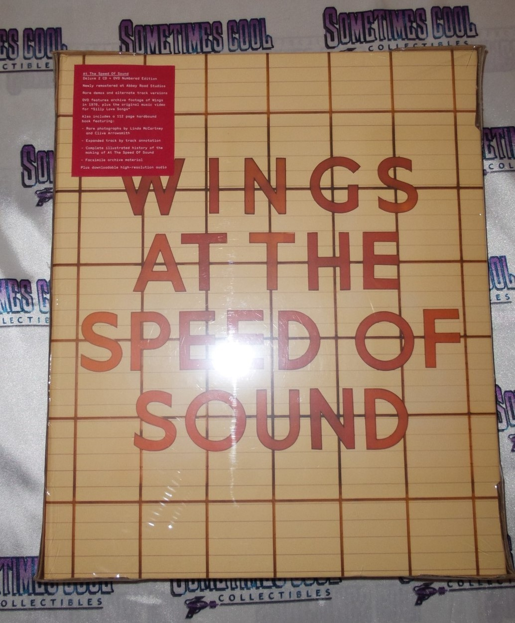 Paul McCartney Archive Collection : Wings at the Speed of Sound