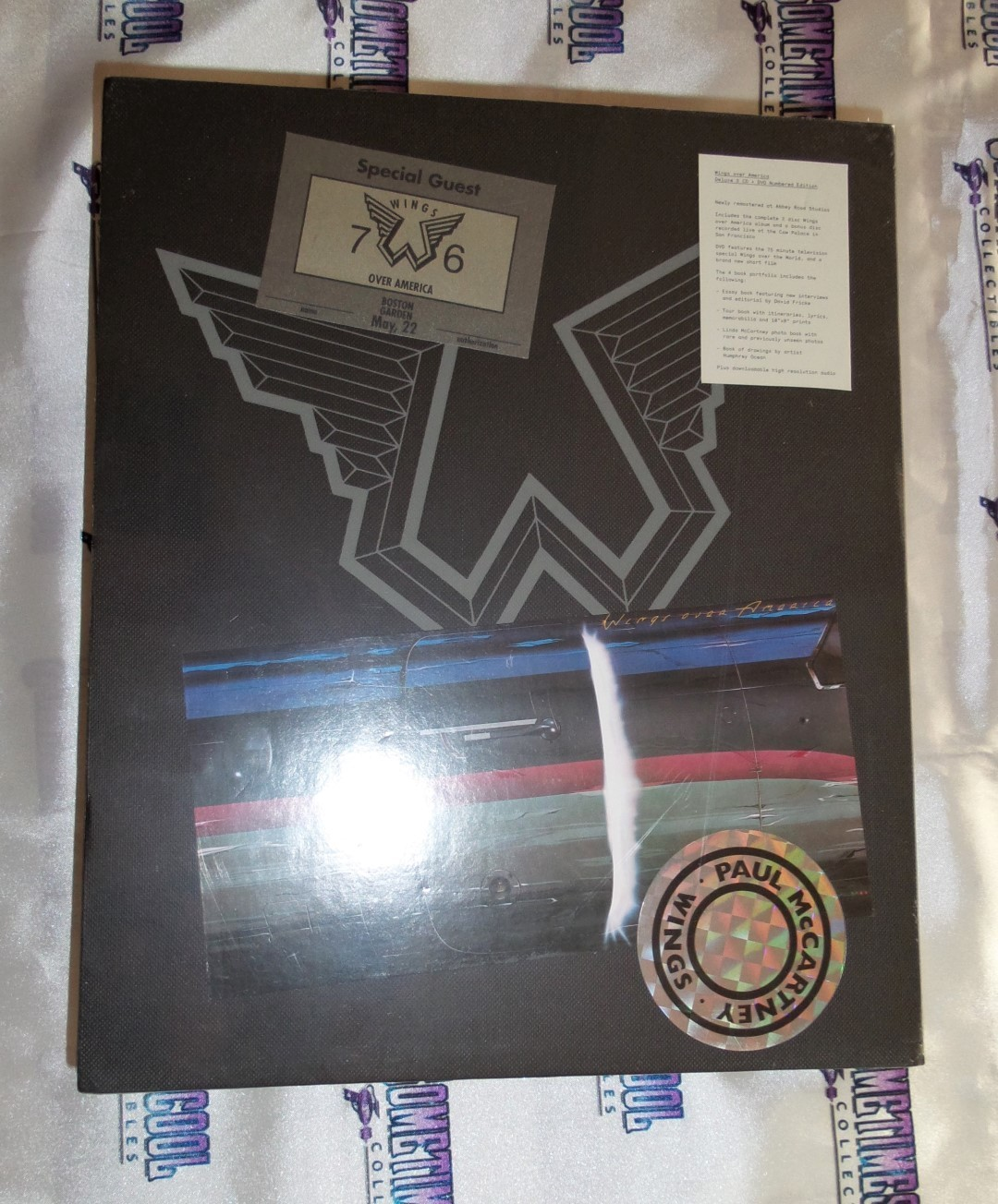 Paul McCartney Archive Collection : Wings Over America