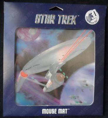 Star Trek (OST) 3D Mouse Mat