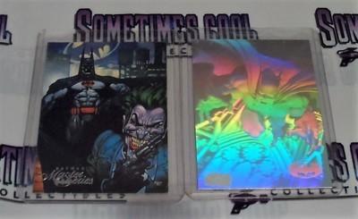 Batman Promo Cards