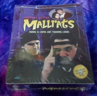 Mallrats Trading Cards