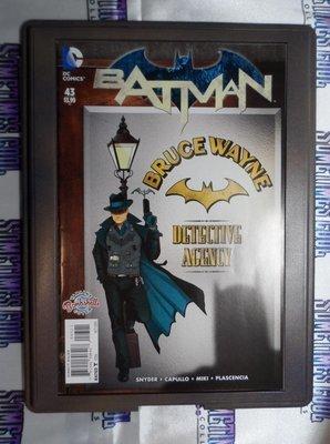 Customized Comic Frame : Batman #43